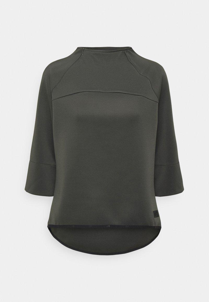 Icepeak - ANGLETON - Maglietta a manica lunga - dark green