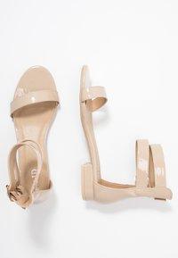 BEBO - TRINITY - Sandaler - nude - 3
