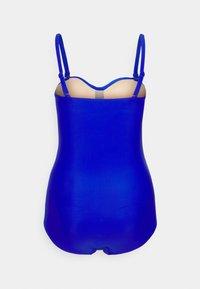 Pour Moi - SANTA MONICA STRAPLESS CONTROL SWIMSUIT - Swimsuit - ultramarine - 1