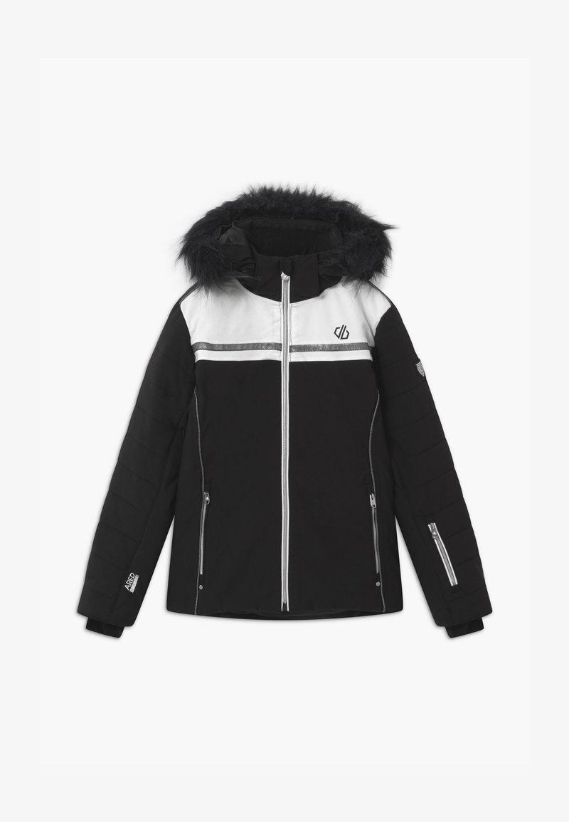 Dare 2B - ESTIMATE UNISEX - Snowboardová bunda - black/white