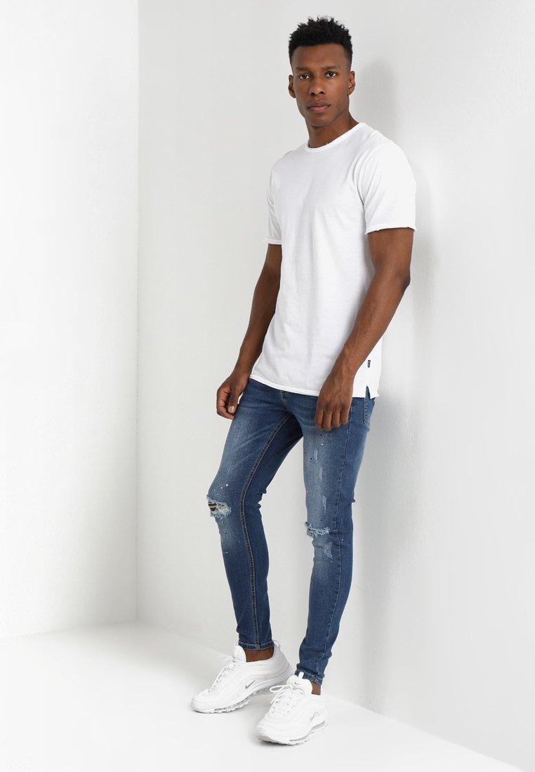 Kings Will Dream SOROLLO - Jeans Skinny - mid wash
