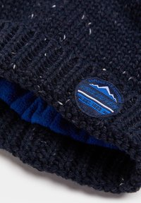 WE Fashion - Beanie - navy blue - 1