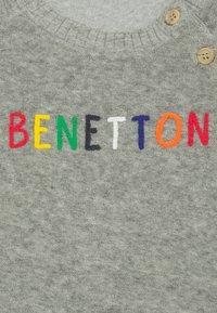 Benetton - Sweater - grey - 2