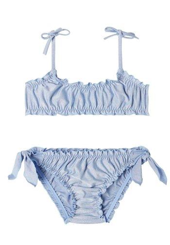 SET - Bikini - lilla shine