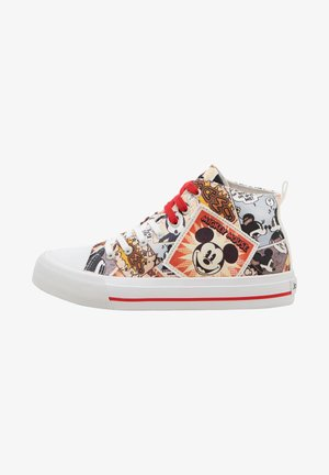 MICKEY - Baskets montantes - multicolor