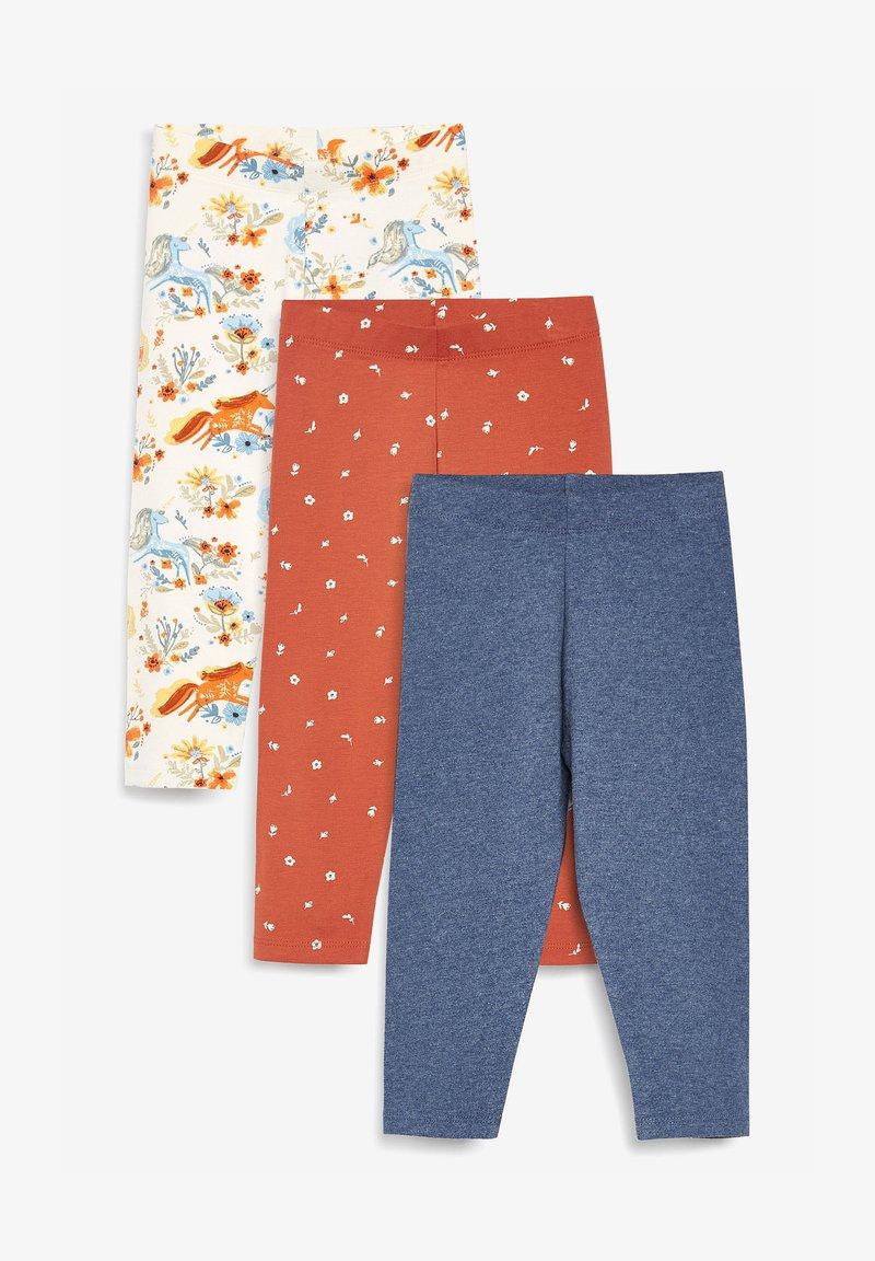 Next - 3 PACK - Leggings - Trousers - orange