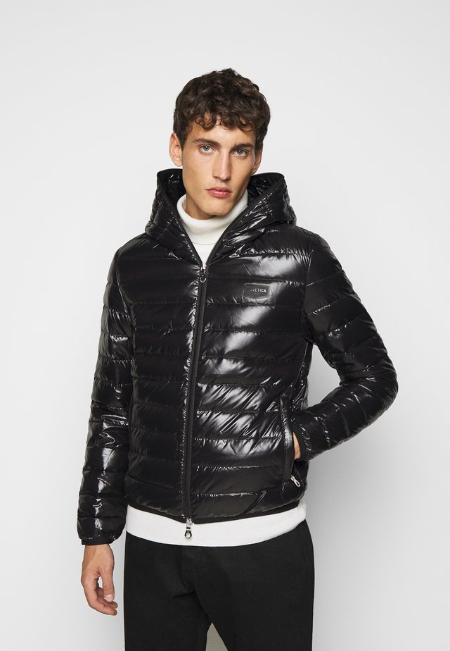 MARFAKDUE - Down jacket - nero