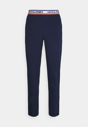 JACSIMON LONG PANTS - Pyjamahousut/-shortsit - maritime blue