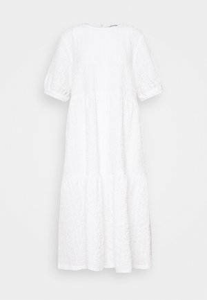 TORKIE DRESS - Denní šaty - white light