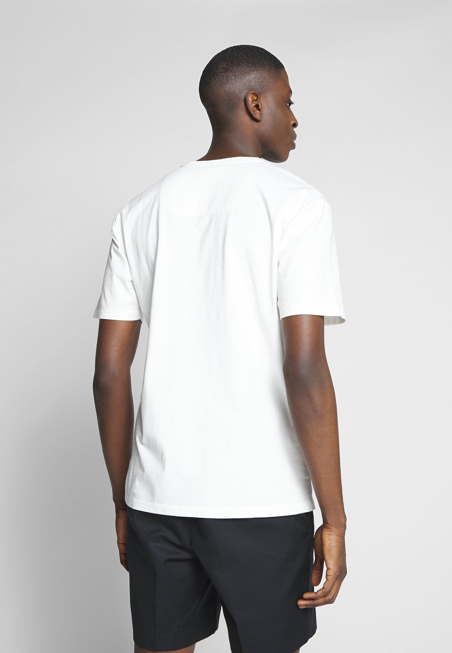 Minimum HARIS  - Basic T-shirt - broken white zL0w6