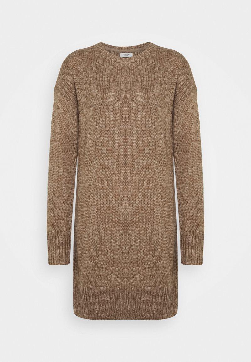 JDY - JDYCORDELIS DRESS  - Jumper dress - taupe gray/melange