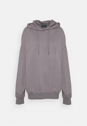 HOODIE OVERSIZE  - Sweat à capuche - dark grey