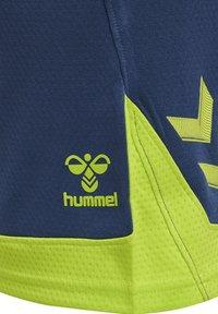 Hummel - LEAD  - Shorts - dark denim - 3