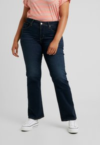 Levi's® Plus - 315 PL SHAPING BOOT - Jeans bootcut - london nights - 0