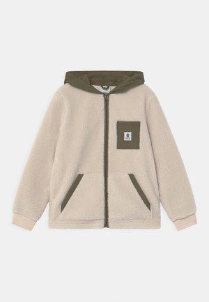 RICKEY WARMER  - Fleece jacket - natural