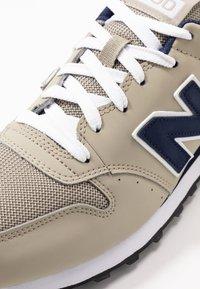 New Balance - Sneakersy niskie - tan - 5