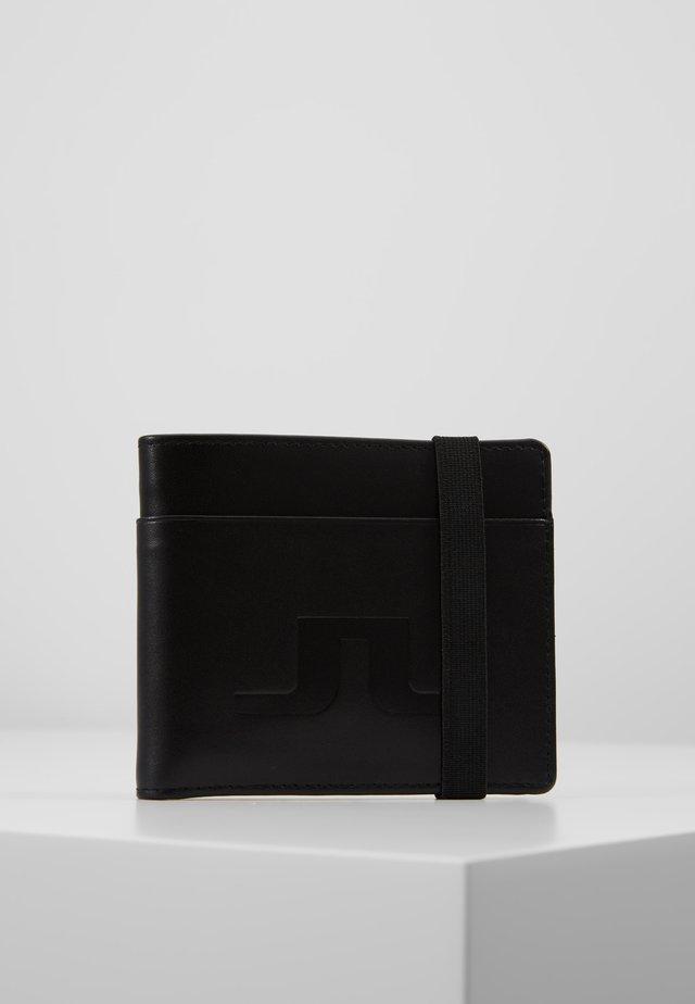 Lommebok - black