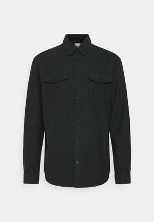 VIUM - Overhemd - dark olive