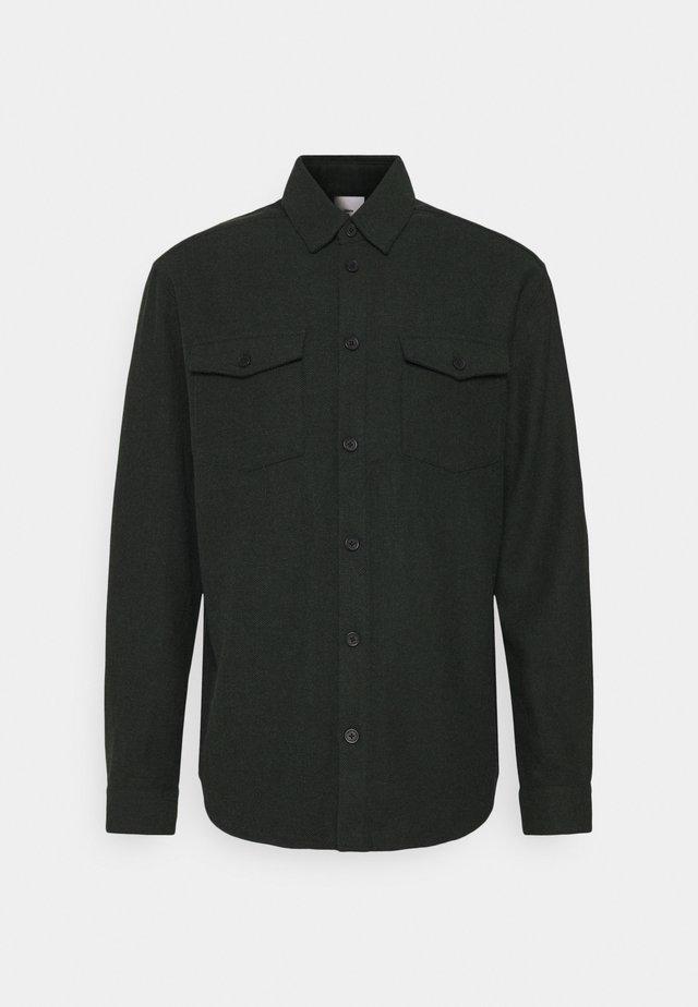 VIUM - Skjorta - dark olive