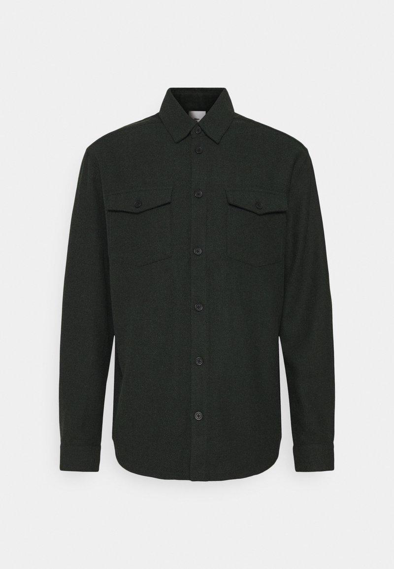 Minimum - VIUM - Koszula - dark olive