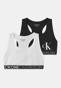 Calvin Klein Underwear - 2 PACK - Bustier - white - 0