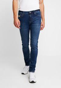 Springfield - Slim fit jeans - blues - 0