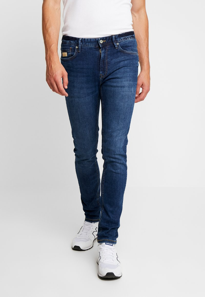 Springfield - Slim fit jeans - blues