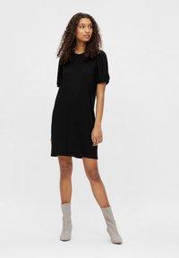 Object - OBJJAMIE DRESS - Korte jurk - black - 1