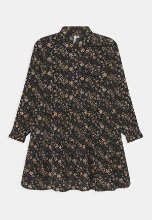LPSIMONE DRESS - Shirt dress - black