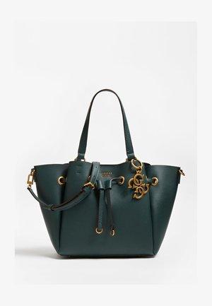 Handbag - vert foncé