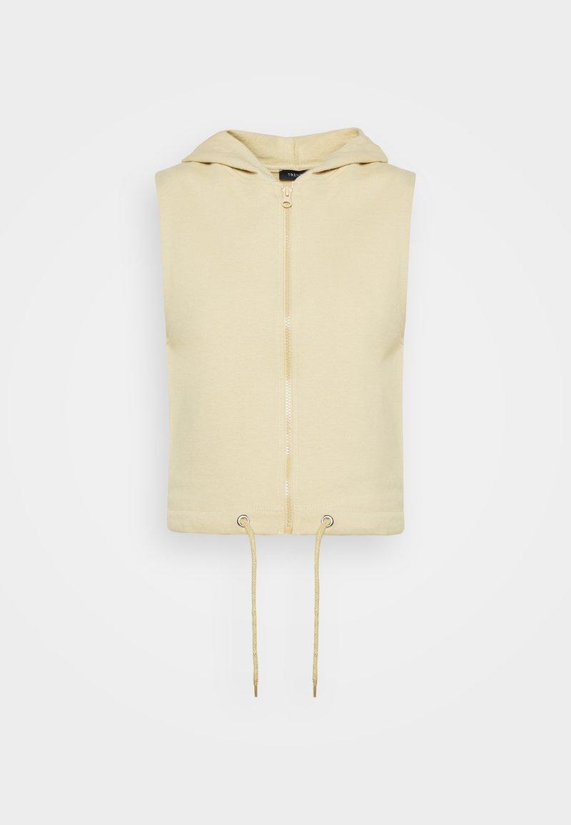 Trendyol - Waistcoat - beige