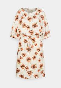 Mos Mosh - RIKAS COSTA DRESS - Sukienka letnia - ecru - 5