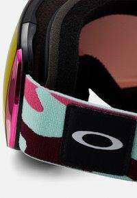 Oakley - FLIGHT DECK XM UNISEX - Ski goggles - prizm snow/hi pink - 3