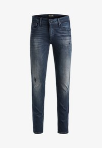 Jack & Jones - LIAM  - Jeans Skinny Fit - blue denim - 5