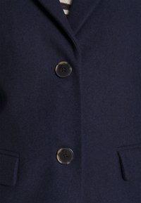 Selected Femme - SLFELINA - Short coat - maritime blue - 6