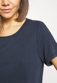 Minimum - RYNAH - Basic T-shirt - navy - 4