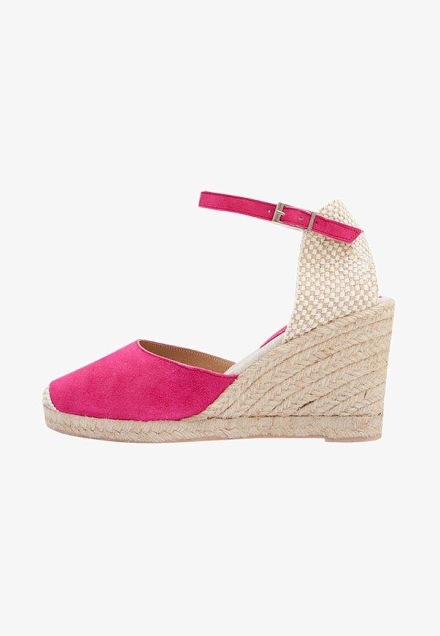 CARMEN - Sandalen met hoge hak - pink