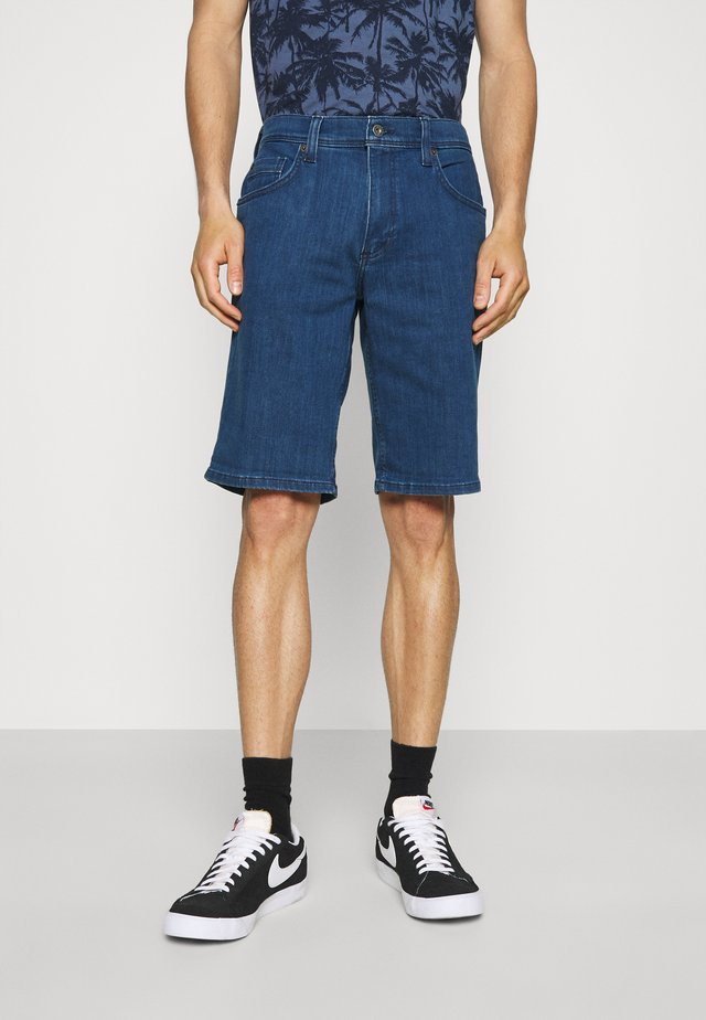 WASHINGTON - Shorts di jeans - denim blue