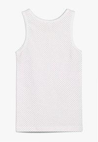 Esprit - GIRLIE MIX TANK 2 PACK - Undershirt - white - 1