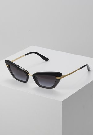 Lunettes de soleil - black/gold-coloured