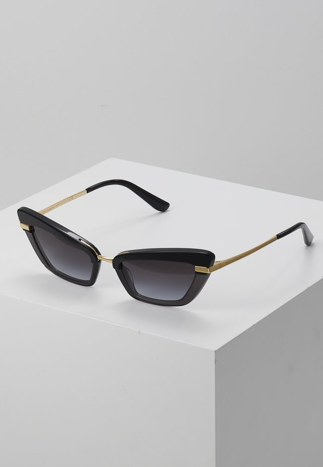 Occhiali da sole - black/gold-coloured