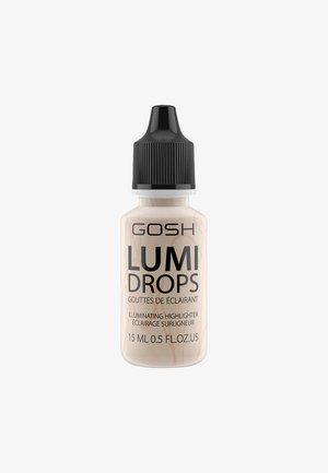 LUMI DROPS - Hightlighter - 002 vanilla