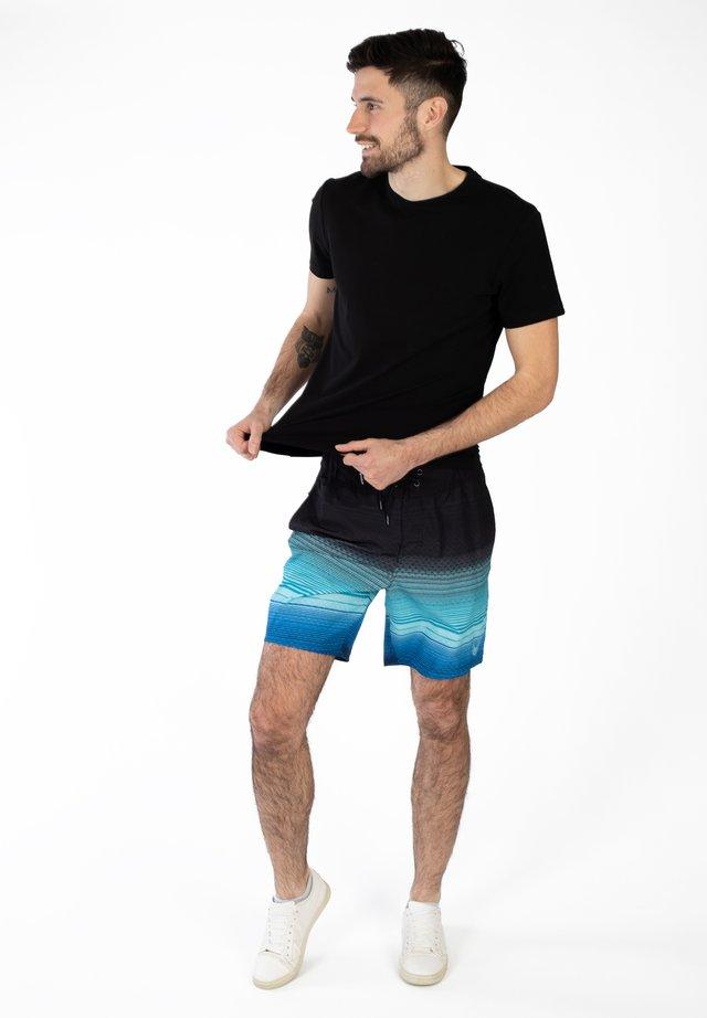 Szorty kąpielowe - blue