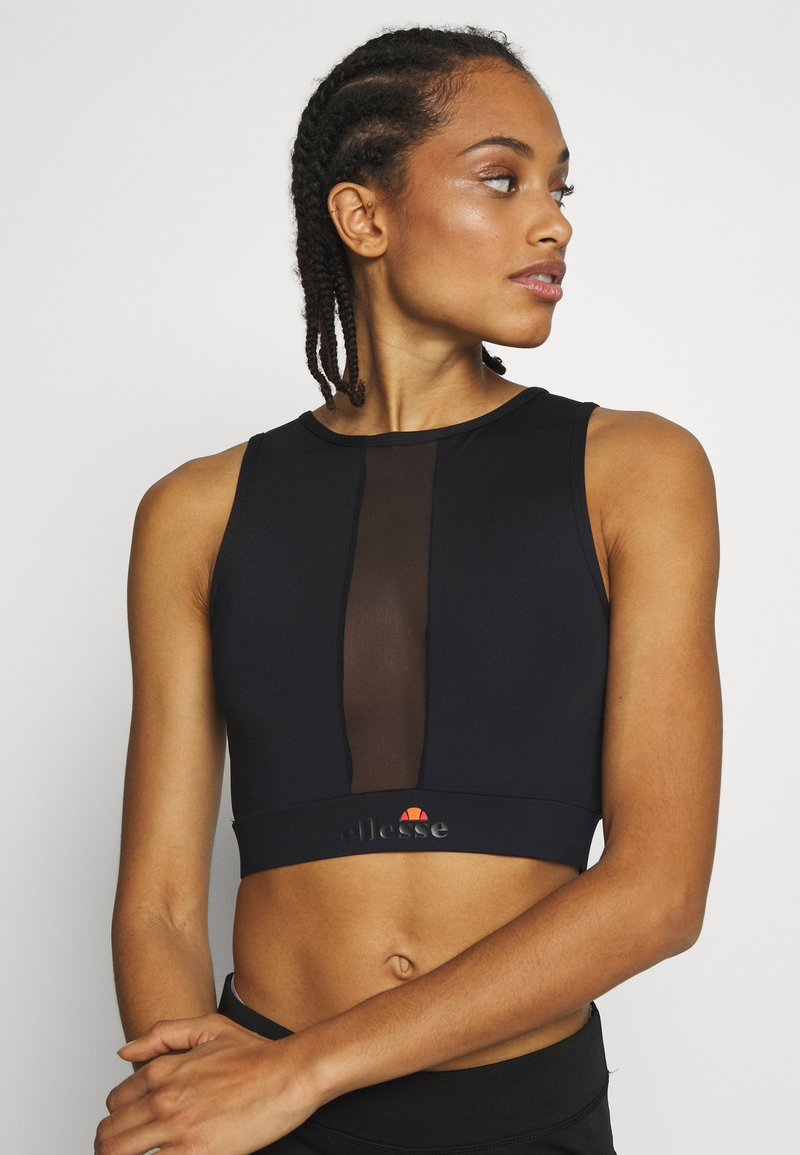 Ellesse - STORMY - Sports bra - black
