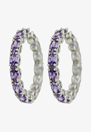 MILANO  - Oorbellen - purple