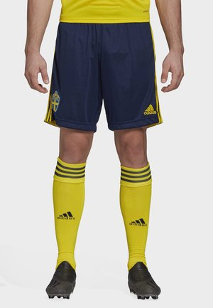 SVFF SWEDEN HOME AEROREADY SHORTS - Träningsshorts - blue