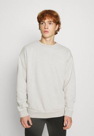 CIEL LOGO - Sweatshirt - vintage cool grey
