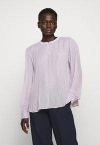 Bruuns Bazaar - ARIANA CARA BLOUSE - Blouse - purple - 0