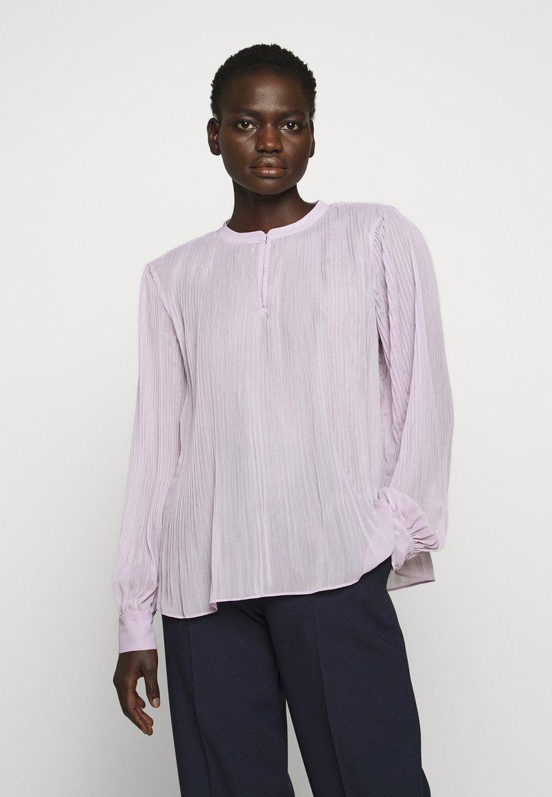 Bruuns Bazaar - ARIANA CARA BLOUSE - Blouse - purple
