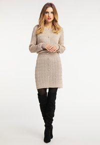 faina - Mini skirt - gold - 1